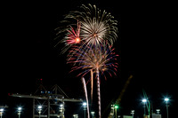 Port Canaveral Fireworks - 2 July 2017