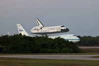 Discovery Fly-Out April 17, 2012