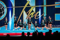 Cheer & Dance Final - The One, Orlando 2017
